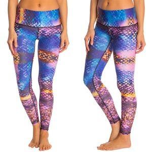 Teeki Sea Fairy Mermaid Hot Pants Leggings
